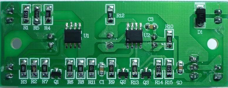 детектора PRO 1500IR №3.