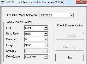 Программа управления регистрами VMSM(Virtual Memory Switch Manager)