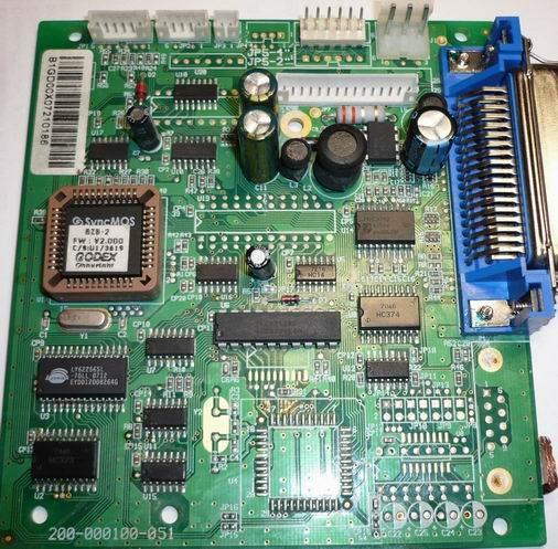 Плата BZB2 на базе процесора