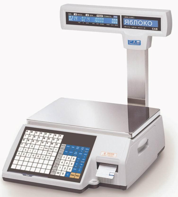 инструкция Cas Cl5000 - фото 2
