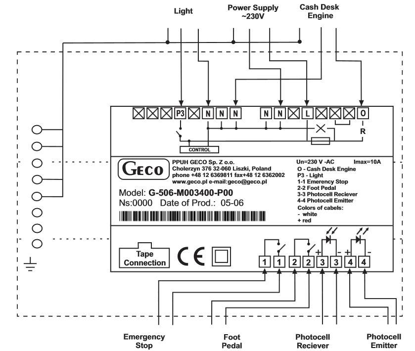 Geco g-18-2 инструкция