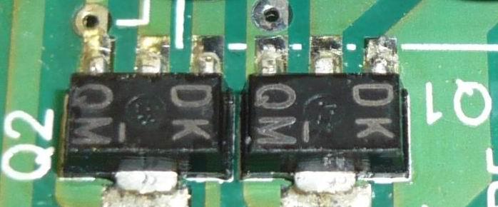 Транзистор DK_QM.