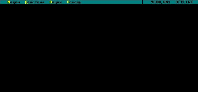 Рабочее окно программы Telemax