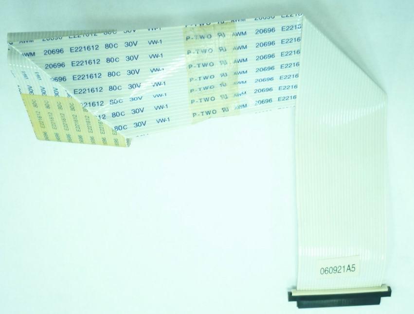 LVDS кабель, Samsung 720N, скалер ILIF-017 REV:A, ЖК панель MT170EN01 или  CLAA170EA.