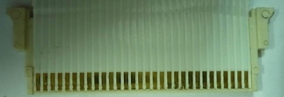 LVDS кабель, заход в ЖК панель MT170EN01 или  CLAA170EA.