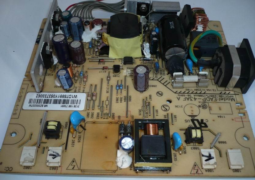 Монитор Philips 170S инвертор