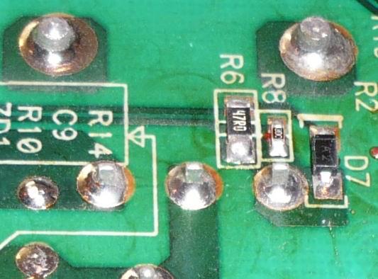 D7 на схеме зарядного