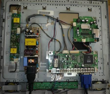 Монитор LG Flatron L1510M