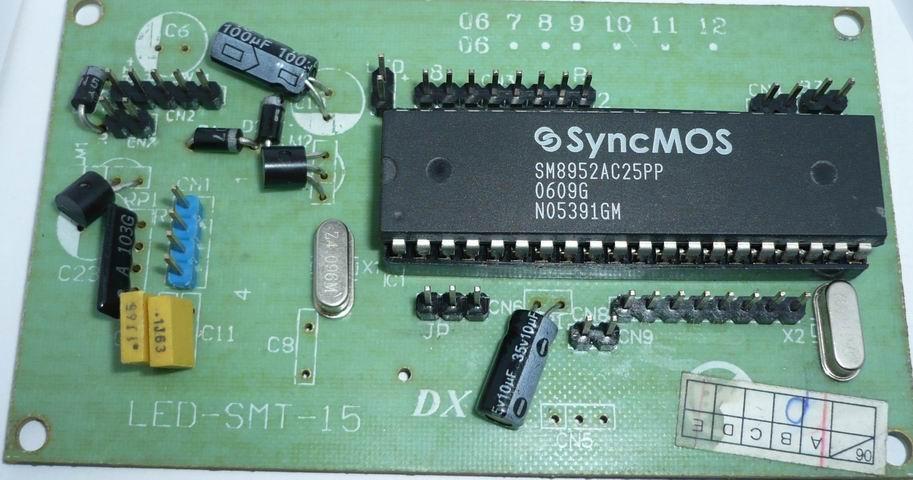 Материнская плата LED-SMT-15