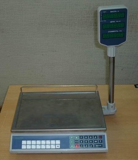 инструкция по эксплуатации весы меркурий 315