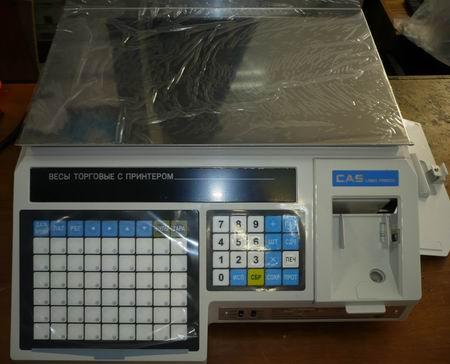 инструкция весы Cas Lp 15 - фото 6