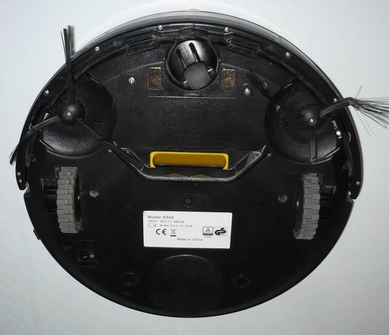 Ремонт робот пылесосов своими руками 269
