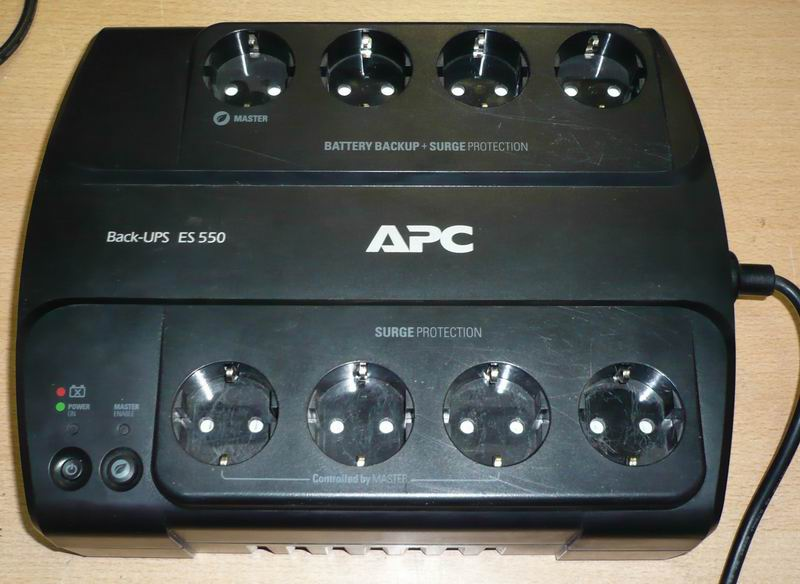 Apc es 525 схема 500