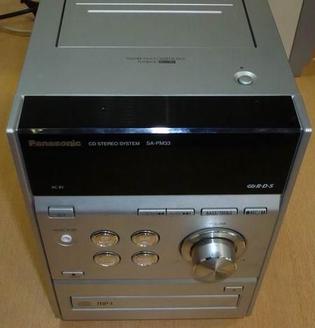 Panasonic Sa-pm33 инструкция - фото 11
